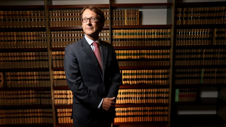 Michael O'Bryan QC will act for AustralianSuper