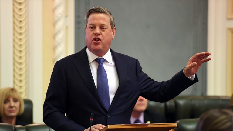 Opposition Leader Tim Nicholls has announced he voted in favour of same-sex marriage.