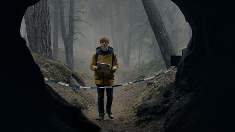 The German series Dark has been a big success for Netflix.