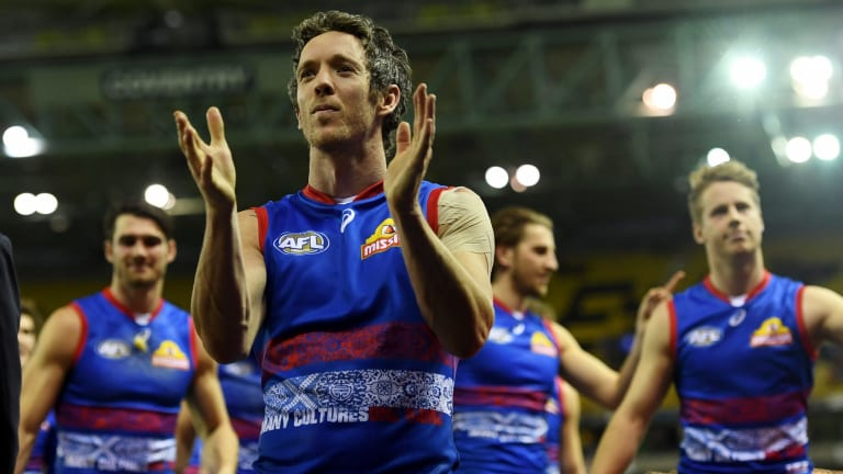 The Bulldogs were cruelled by injury in their premiership year.