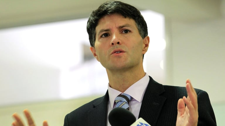 NSW Finance Minister Victor Dominello.