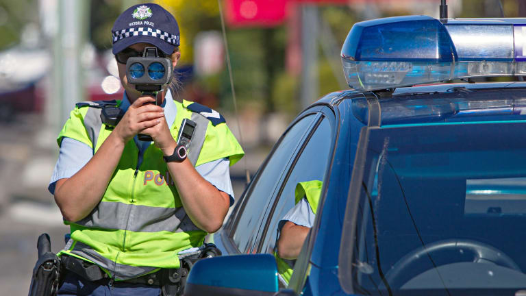 A total of 3294 Queensland drivers were caught speeding during day one of the Christmas Road Safety campaign in 2017.