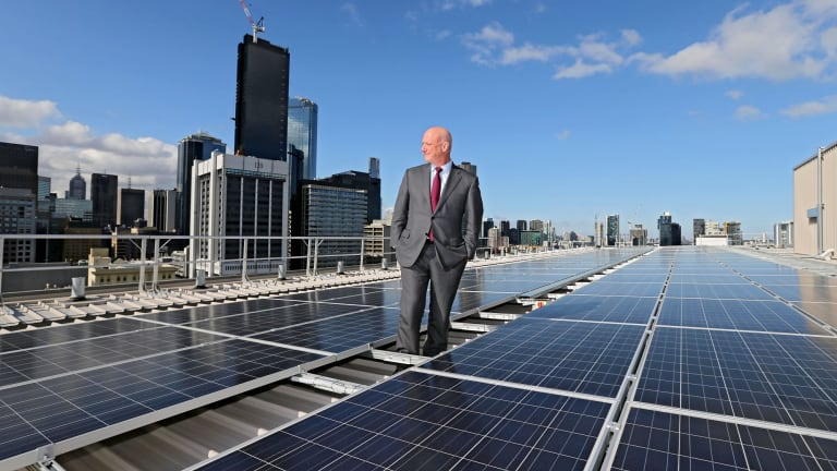 AGL Energy recently announced a renewed commitment to solar power.