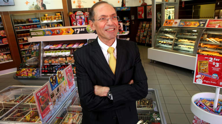 Caltex CEO Julian Segal says fuel is convenient but in time it is going.