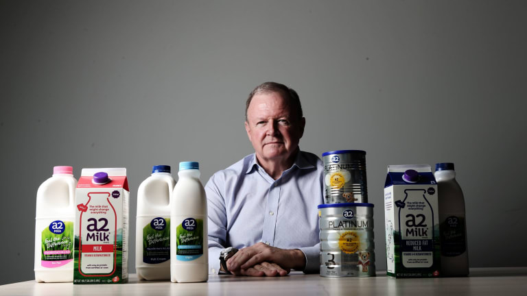 Why Are So Many Senior Execs Selling Out Of A2 Milk