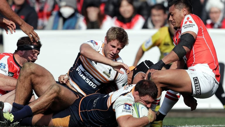 Super Rugby has had to cut teams after expanding too quickly.