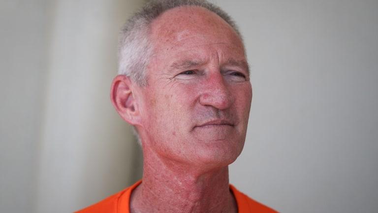 One Nation Queensland leader Steve Dickson.