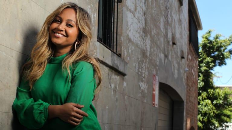 Jessica Mauboy's single Fallin' has earned three nominations.