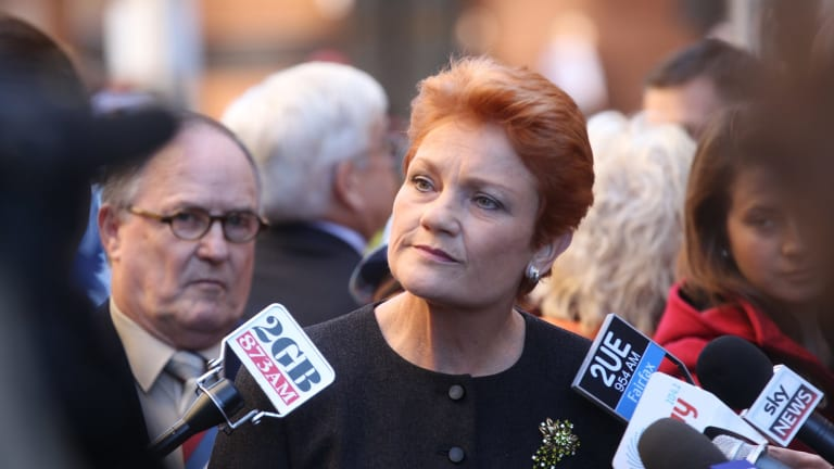 Pauline Hanson's One Nation Party predicted to win six seats in Queensland at the 2017 election.
