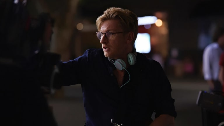 David Wenham has made his debut behind the camera, with the release of Ellipsis.