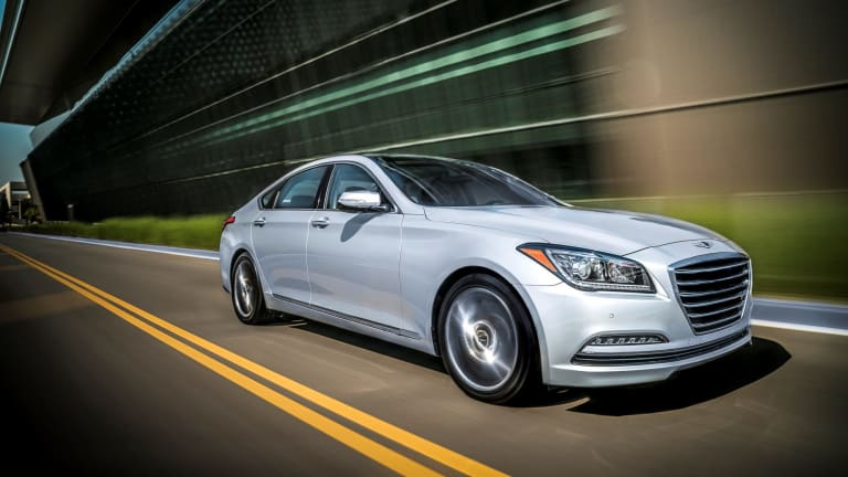 The Hyundai Genesis's win over Audi reflects steady improvement by Korean automakers.