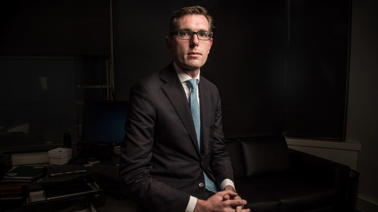 Treasurer Dominic Perrottet says a NSW Productivity Commission will drive reforms.