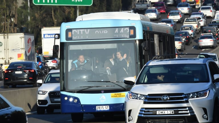 The new contract covering bus services in Sydney's inner west will begin in July.
