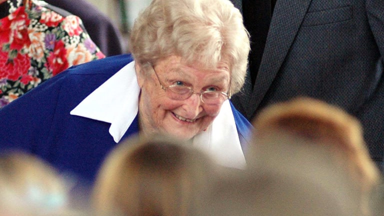 Flo Bjelke-Petersen's funeral is to be held in the same place as her husband Joh's funeral in 2005.