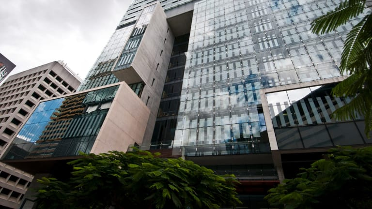 The 69-year-old was sentenced at the Brisbane District Court on Monday.