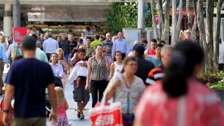 Queensland's employment rate has remained steady.