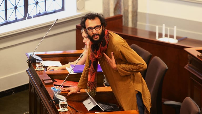 Greens councillor Jonathan Sri said there were double standards and hostility in council's City Planning Committee