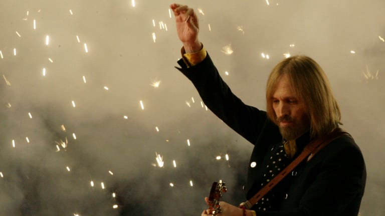 The late Tom Petty is among artists whose songs are licensed by Wixen.