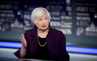 US Treasury Secretary Janet Yellen has called for a minimum global corporate income tax