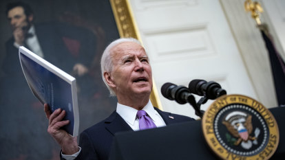 Peril and promise: Joe Biden's biggest White House challenges