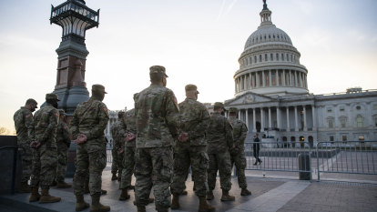 National Guard members with extremist ties removed from Biden inauguration mission
