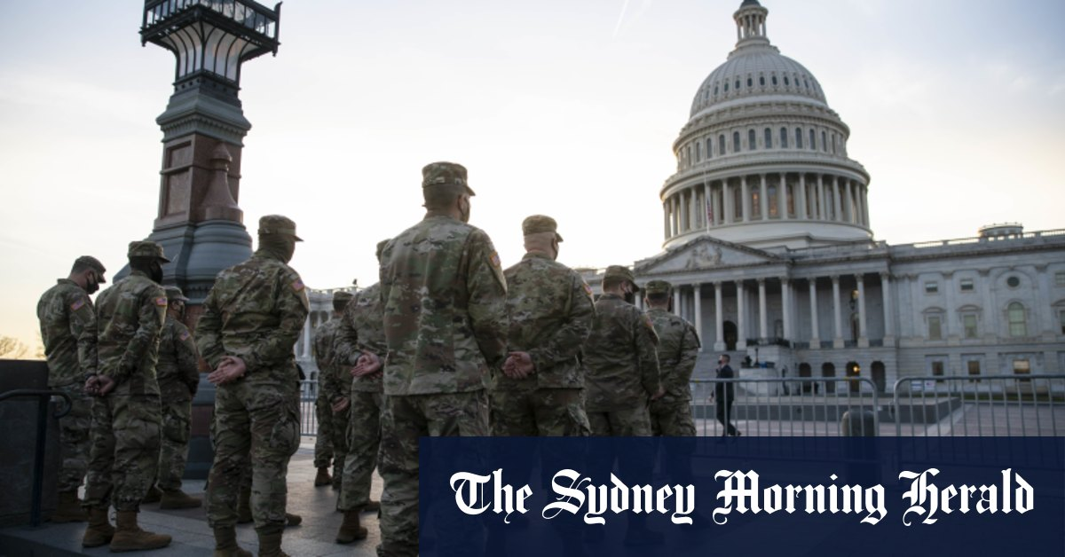National Guard members with extremist ties removed from Biden inauguration mission – Sydney Morning Herald