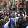 Paul McCartney returns to Liverpool's Cavern Club for surprise gig