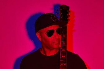 Tom Morello thrives on pushing musical boundaries.