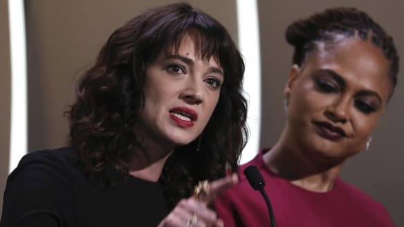 'We know who you are': Asia Argento uses closing Cannes speech to call out abusers in audience