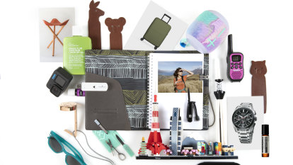 Action packed: Good Weekend's travel gift guide