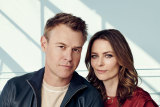 In the new season of Five Bedrooms, Kat Stewart's Liz is drawn back to the husband, Stuart (Rodger Corser), she left, all the while hoping to build an independent life.