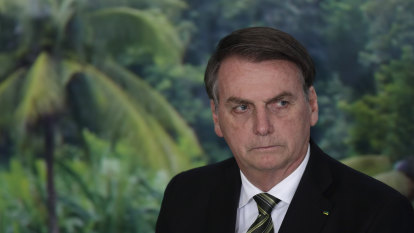 Bolsonaro calls 10,000 new Amazon fires this month a 'lie'