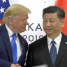 Why China could be cheering for a Trump victory in 2020