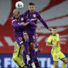 Perth Glory through to semis after upset win over Wellington