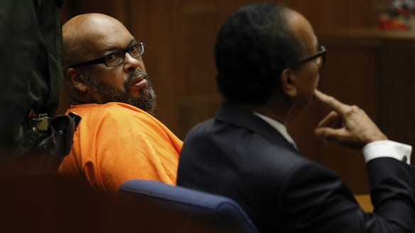 Suge Knight helped create gangster rap. Now he's facing up to 28 years in jail