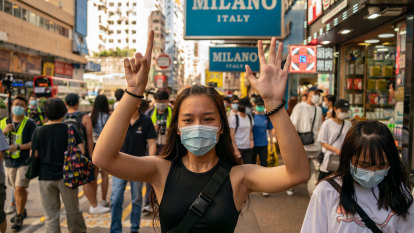 Hong Kong's new national security laws reach beyond China