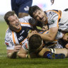 Clinical Brumbies give themselves a pathway to Super Rugby final