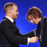 Buffering, three votes: Brownlow to be a virtual event