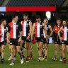 Saints reassure AFL Commission that club is on track