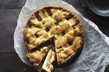 A pie that probably doesn't cost $68.