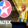 Socceroos on the hunt for new naming rights sponsor
