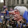 One million protesters jam London to demand that 'the people' decide Brexit