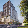 Fortis forges ahead with two tower Clifton Hill office project