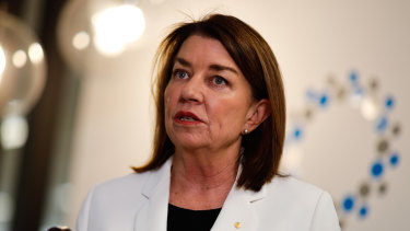 Australian Banking Association chief executive Anna Bligh said the policy would help thousands of small businesses that would otherwise face being evicted.