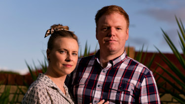 ATO whistleblower Richard Boyle and his wife Louise Beaston talk about the personal toll of speaking out