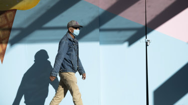 Residents in apartment buildings will have to wear masks inside their common areas from Tuesday, July 13.