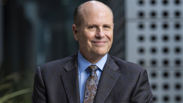 CSL chief executive Paul Perreault has not flagged any coronavirus impacts.