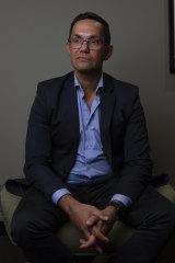 Selwyn Button is head of Indigenous regulator ORIC.
