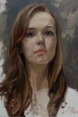 Simone, by Jiawei Shen.