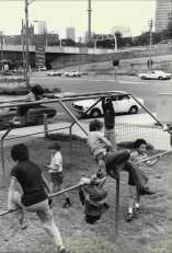 Pupils at the Plunkett Street Public School, June 04, 1979.